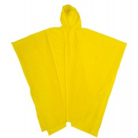 "Regenponcho"" always protected"", Gelb"