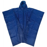 "Regenponcho"" always protected"", Blau"