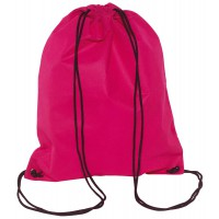 """Rucksack """"Downtown"""",Non-Woven,pink"""