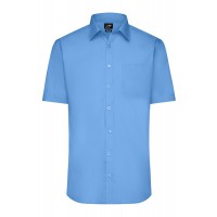 Men's Shirt Shortsleeve Poplin
