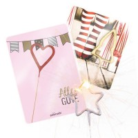 Wondercandle Mini mit Wondercard