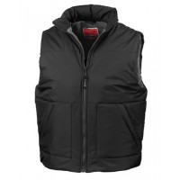 Result Fleeced Lined Bodywarmer